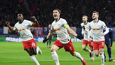 [歐冠開場哨]完勝熱刺 萊比錫晉級歐冠八強