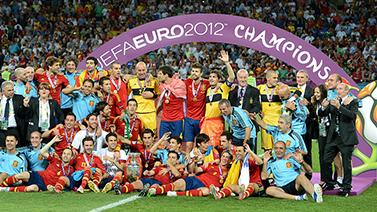 [足球之夜]20200624 欧洲杯 国家记忆——西班牙队