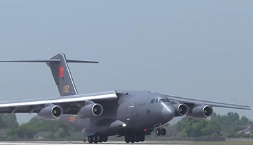 《今日关注》 20200801 超燃!新型轰-6战机南海训练