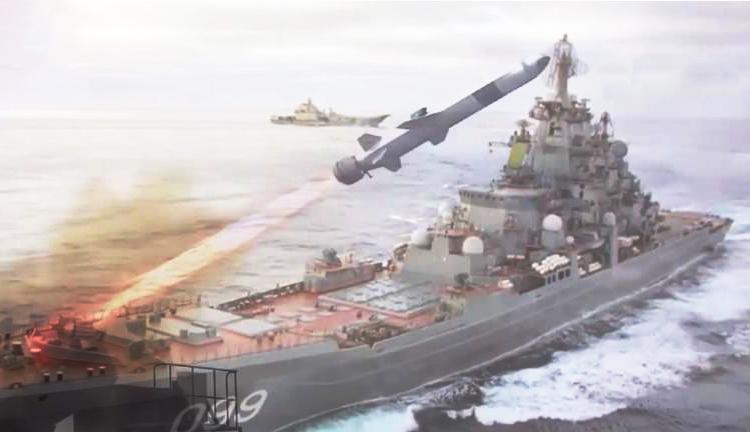 """《今日关注》 20201009 俄""""航母超级杀手""""或一年内入役 美:将密切关注!"""