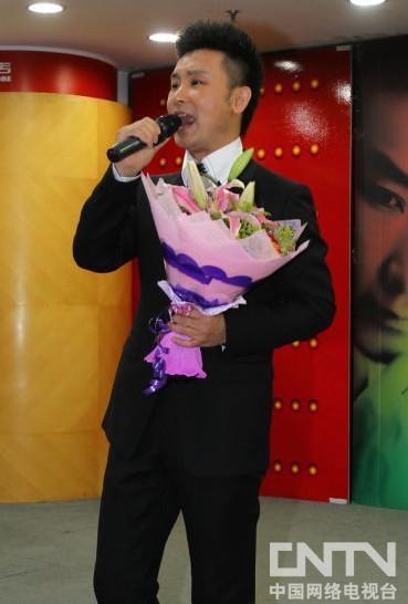 刘和刚演唱新歌