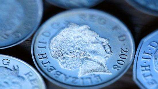 有国王头像的货币
