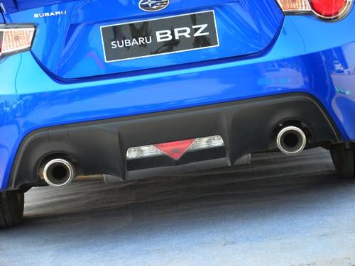 斯巴鲁双门跑车BRZ