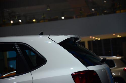Polo GTI亮相成都车展