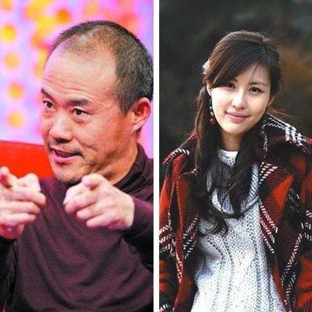 资料图:王石(左) 田朴珺(右)