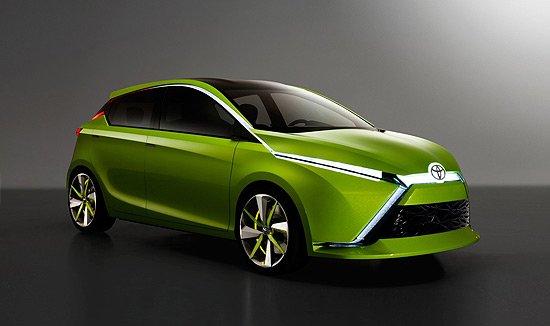 丰田7款新能源车型亮相广州车展 双擎领衔
