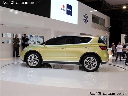 铃木 铃木(进口) s-cross 2013款 concept