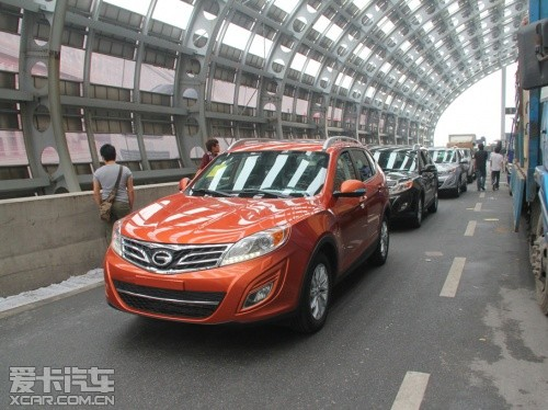 2012广州车展探馆照
