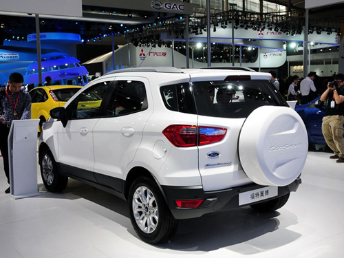 汽车 国内新车          国产福特翼搏的车身尺寸长/宽/高分别为4280