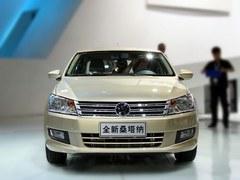 2012广州车展 新桑塔纳国内首发亮相