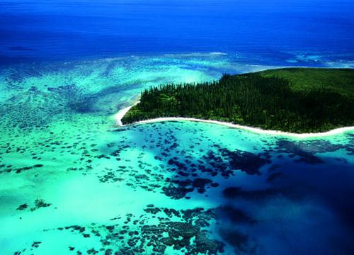 新喀里多尼亚 美妙的旅游胜地