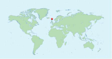圣基尔达岛地理位置