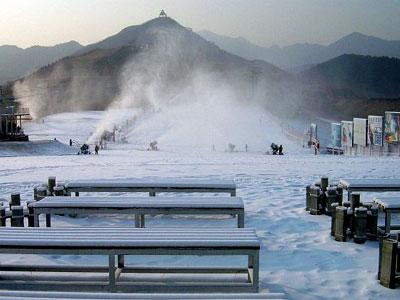 冬季京郊滑雪之旅