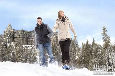 费尔蒙豪华滑雪 体验点燃冬日激情