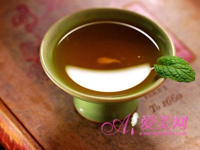 聪明女人会挑Tea 保健茶的6种搭配更保健康