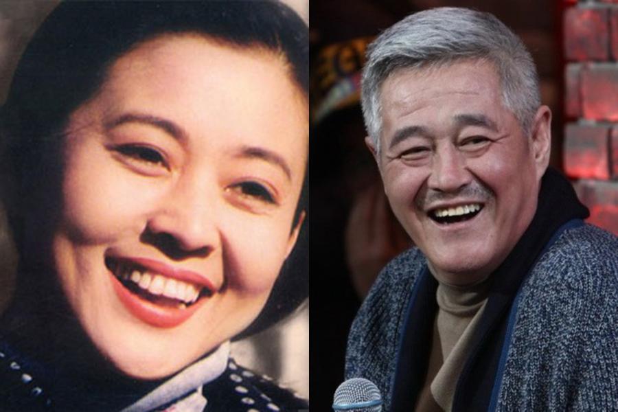 倪萍年轻时的素颜照片