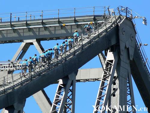 攀爬故事桥