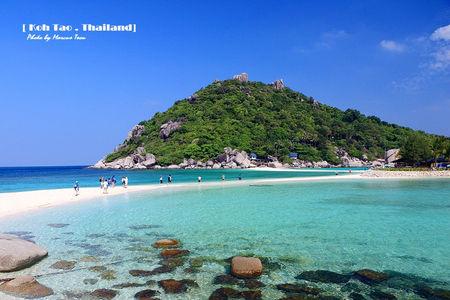 无尽沙滩 一起high游苏梅岛