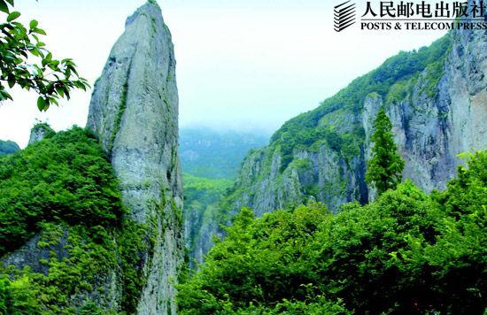 西雁荡山(泽雅),东雁荡山(洞头半屏山),通常所说的雁荡山风景区主要是