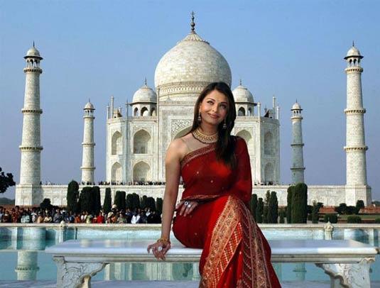 印度最美丽的女人-艾西瓦娅-雷