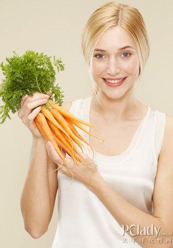 10种食物 春季最滋养女人肌肤