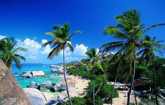海南岛风光