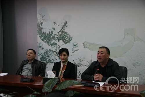张晓海在会议上讲话