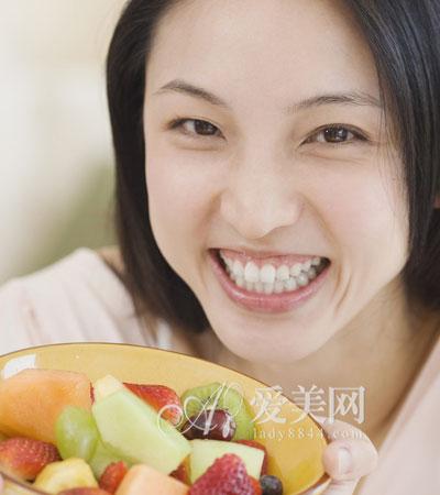 脸颊发灰宜多吃蔬菜 学会看