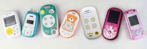 各类儿童手机