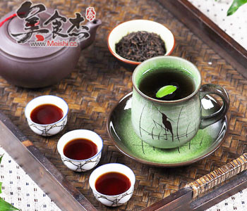 7款美味茶 补肾强身乌发