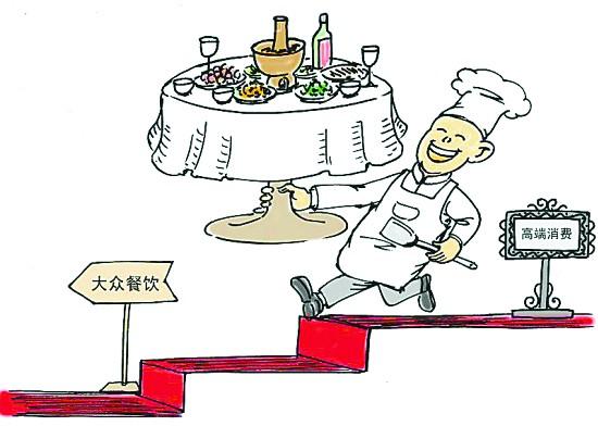 餐饮业以民为本是明智选择