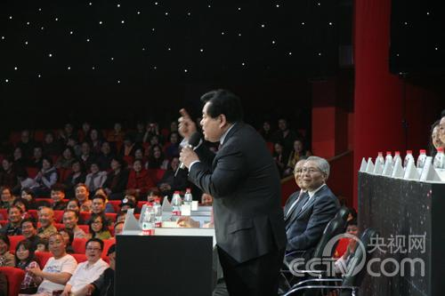 徐沛东和选手对唱