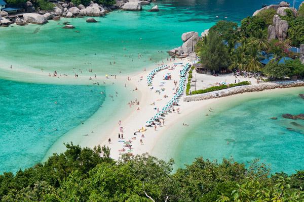 旅游台  旅游频道     南园岛还是泰国人的私家岛屿.