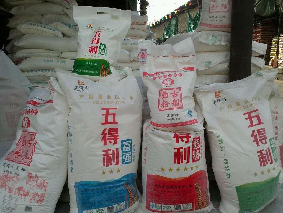 多数面粉未标注添加剂成分