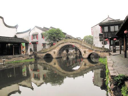 爱在浙江西塘:透着古朴温柔之美的江南水乡