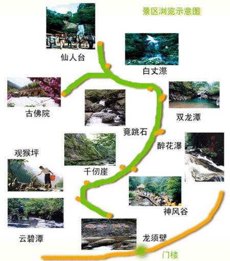 临安太湖源白沙村