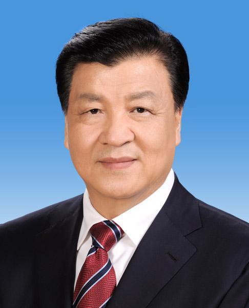 ليو يون شان -- عضو اللجنة الدائمة للمكتب السياسى للجنة المركزية للحزب الشيوعى الصينى