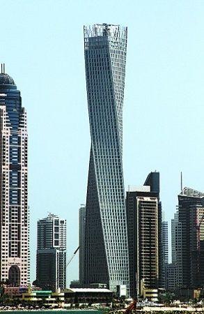 """全球最高最拧巴大厦""""卡延塔"""""""