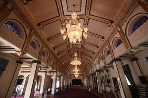 重回1929年大上海 看和平饭店的哥特奇景