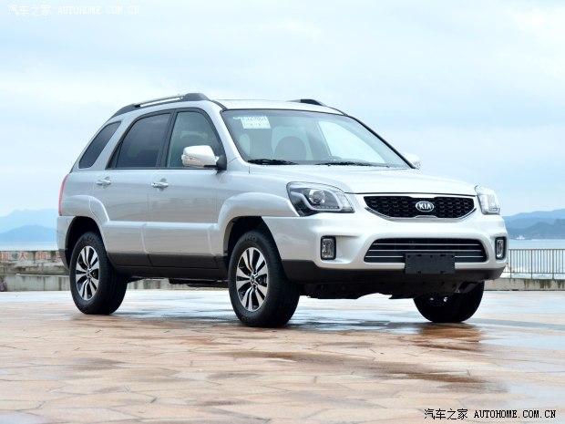 起亚东风悦达起亚狮跑2013款 2.0L 自动两驱版Premium
