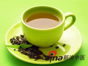 新浪中医 爱茶者夏季宜喝这些茶