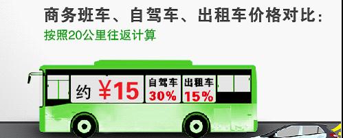 北京定制公交平台9月将上线图片