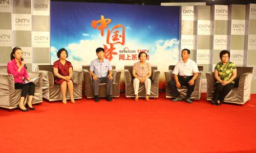 """""""中国梦网上系列谈""""第三场活动 5位教育领域工作者参与网上座谈"""