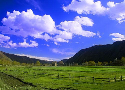 辽阔的草原