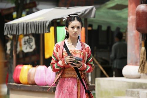《追鱼豆瓣》演绎赵丽颖百态多变热播传奇角色韩国电视剧人生信号图片