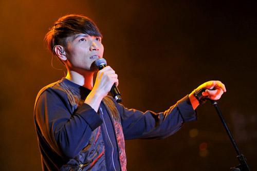 清扬无懈可击亚洲巅峰音乐节2013 开唱