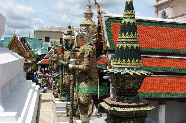 泰国有三万家海龙寺