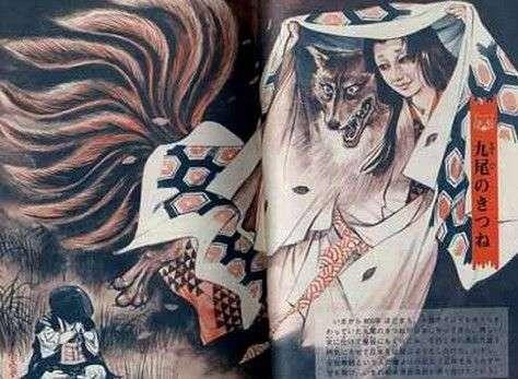 探秘日本奇特的妖怪文化