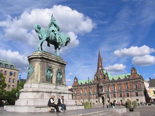 摄影:Frederik Tellerup /Malmö Turism