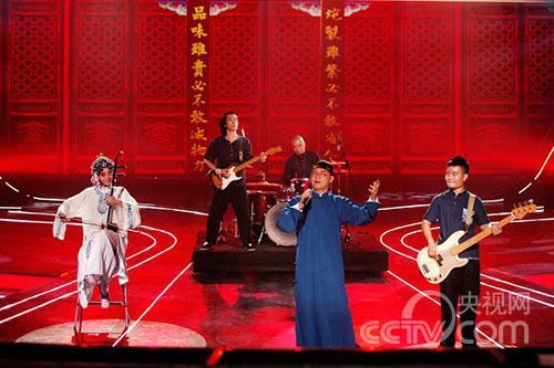 西游乐队演唱歌曲《同仁堂》